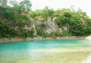 Blue Lake on Cempaka 06-09-14 (1)