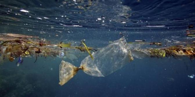Indonesia Ranking 2 Penyumbang Sampah Plastik di Laut